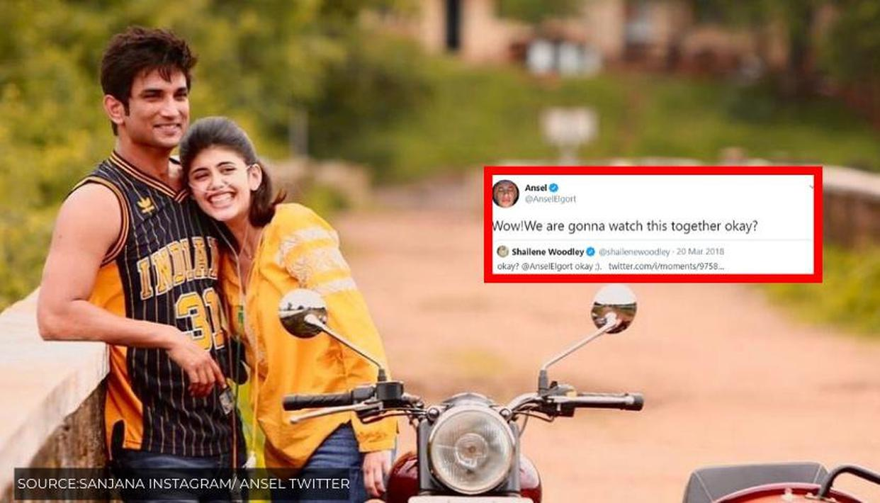 When Ansel, Shailene of 'The Fault in Our Stars' promised to watch Sushant's 'Dil Bechara' - Republic World