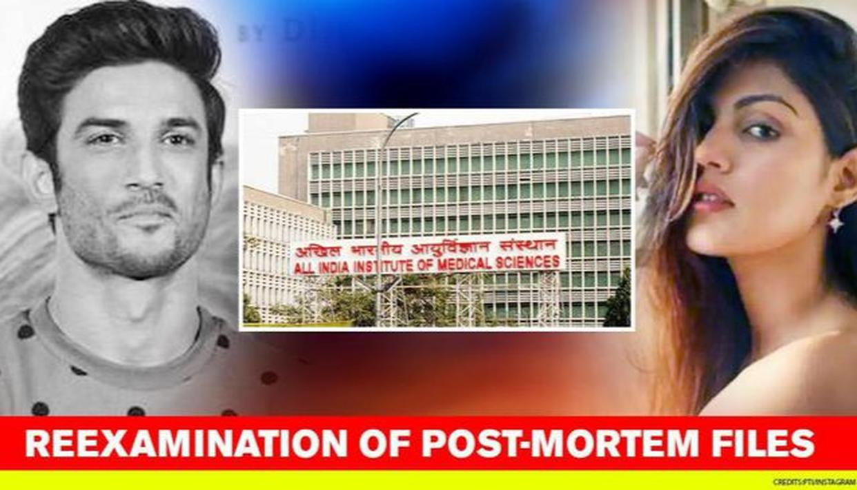 Sushant Death Case 5 Member Aiims Team To Reexamine Autopsy Files As Cbi Begins Probe Republic World