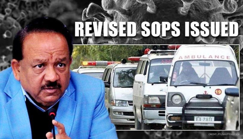 Health Ministry issues new SOP for handling COVID-19 ...