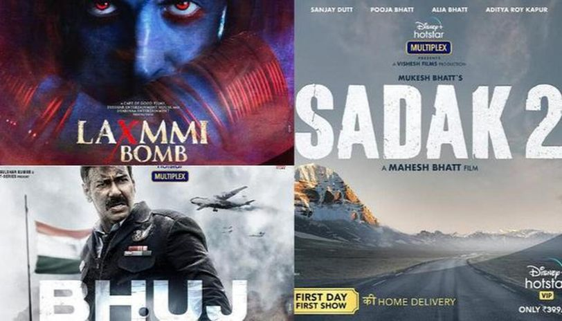 Akshay Kumar S Laxmmi Bomb Other 6 Movie Releases To Look Out For On Disney Hotstar Republic World