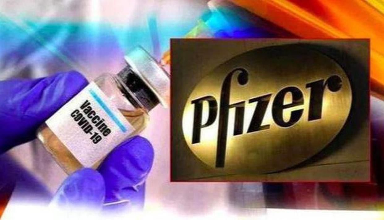 Four trial volunteers of Pfizer's COVID-19 vaccine develop Bell's Palsy, US FDA clarifies
