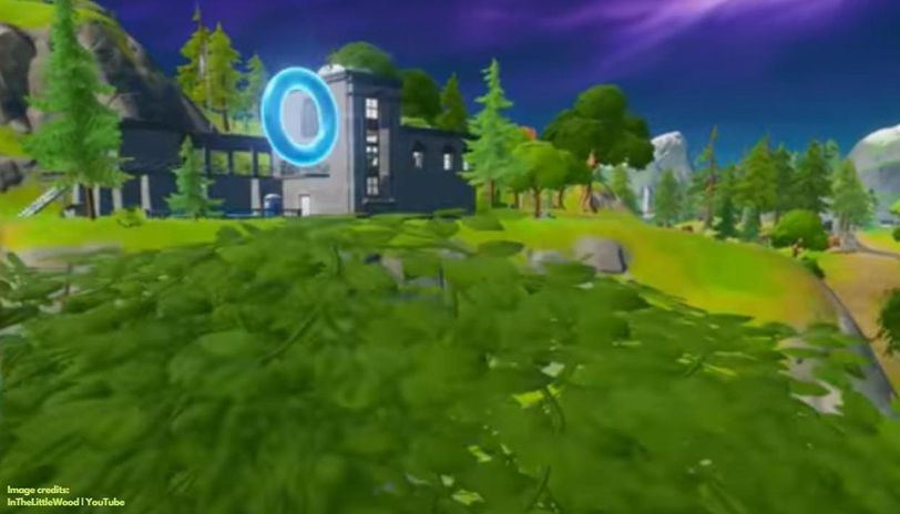 Where are the Floating Rings in Fortnite