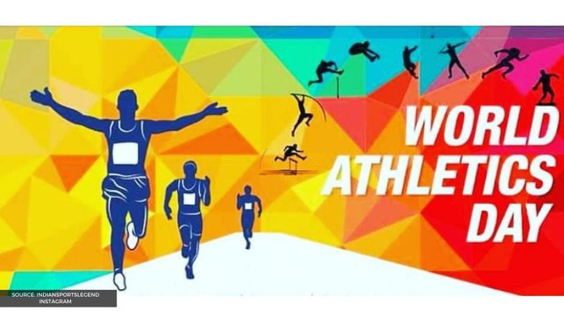 when is world athletics day celebrated