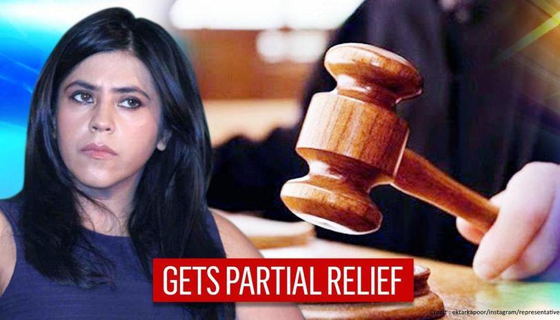 Ekta Kapoor's plea to quash FIR on controversial series dismissed by Madhya Pradesh HC