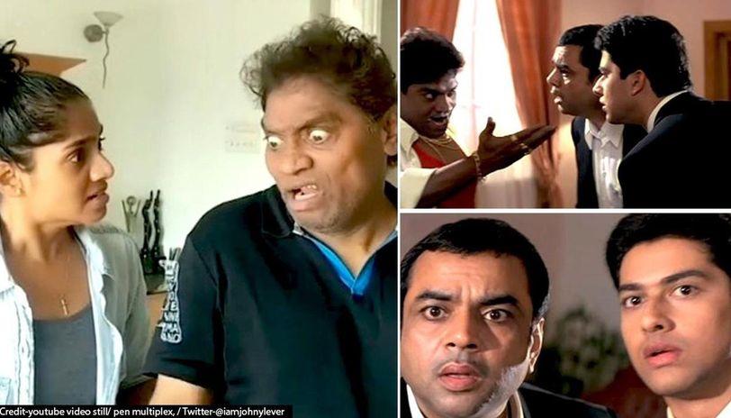 Paresh Rawal-Aftab react to Johny, Jamie Lever's 'Awara Paagal Deewana' TikTok video