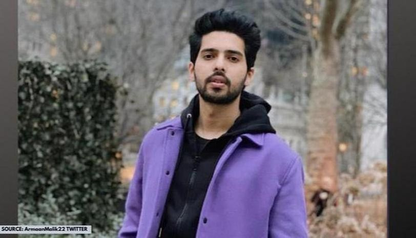 Armaan Malik ponders over a thought, says 'over-perfection is harmful for health'