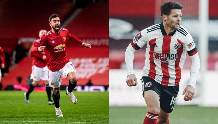Man United vs Sheffield United