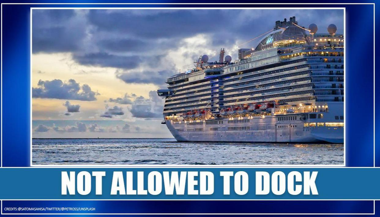 21 people aboard cruise ship off California test positive for virus