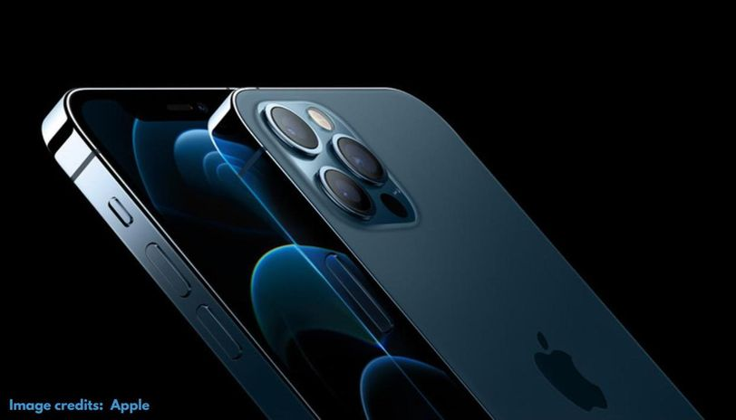What is Telephoto lens in iPhone 12 Pro