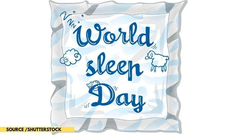 is today a world sleep day