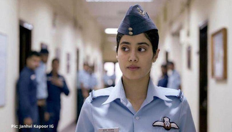 Gunjan Saxena The Kargil Girl Review Justice Done To Story Of 1st Female Combat Pilot Republic World
