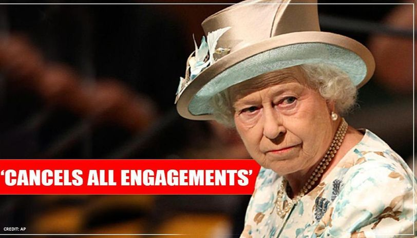 Queen Elizabeth II moves out of Buckingham palace as aide testes positive for coronavirus