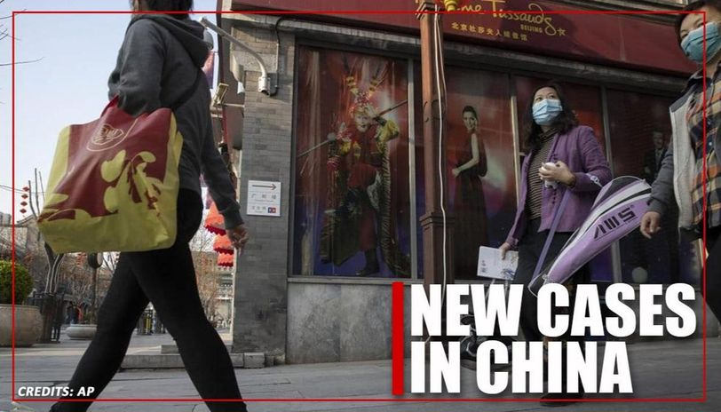 China: 78 new cases of coronavirus pandemic reported in China on Monday