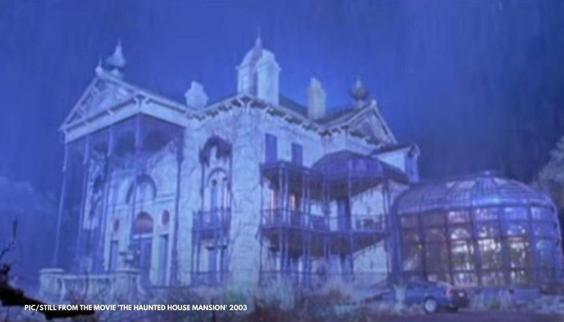 The Haunted Mansion Work Begins Film To Be Based On Disney S Popular Themepark Attraction