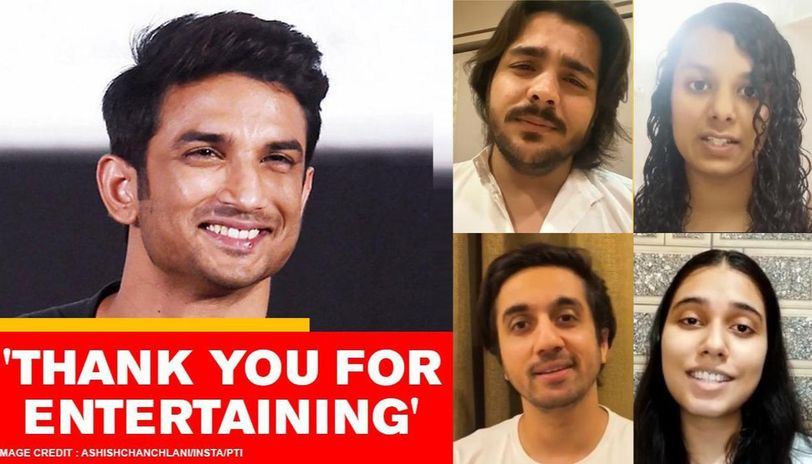 'Dil Bechara Hua tha tab': YouTubers pay tribute to Sushant with a heart-melting video
