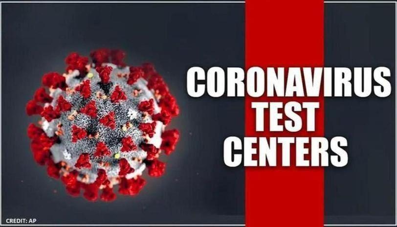 coronavirus testing center in california