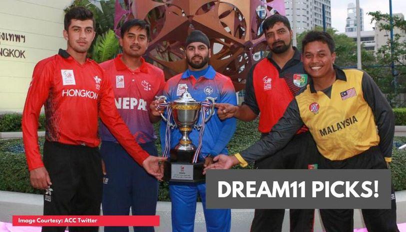 HK vs MAL dream11 prediction
