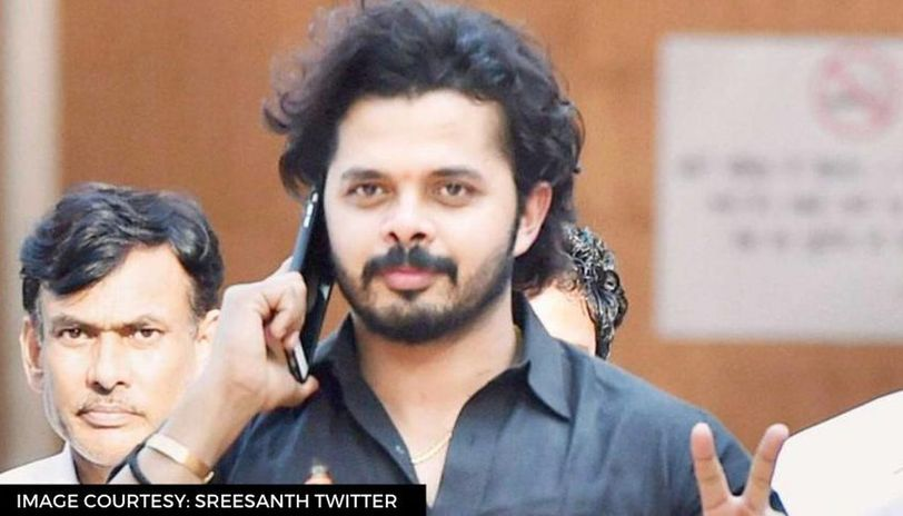 why was sreesanth banned