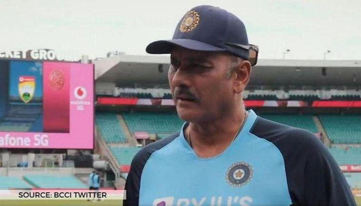 Ravi Shastri completes 40 years of international cricket, fans explode on social media