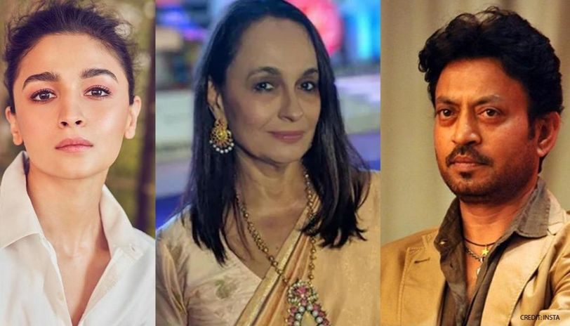 Irrfan Khan death: Alia Bhatt along with mother Soni Razdan paid tribute to the actor