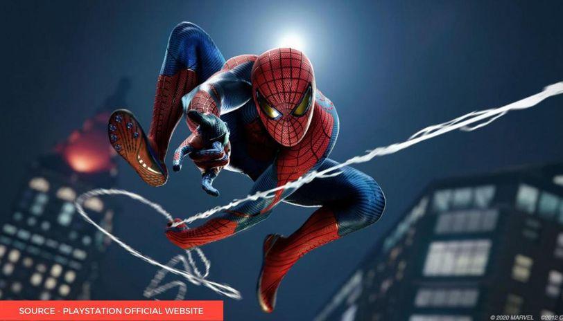 Ben Jordan recast as Peter Parker in Marvel's Spider-Man ...