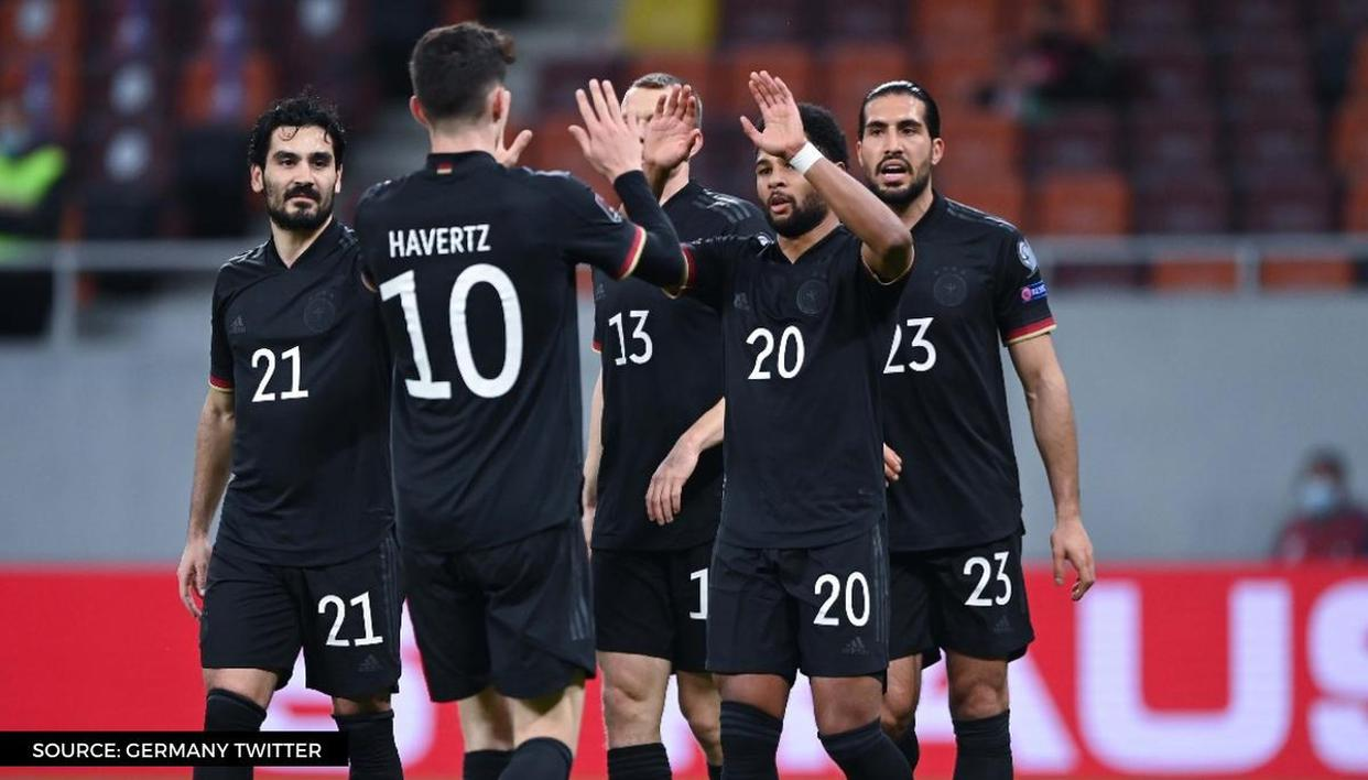 Image Germany vs North Macedonia live stream, prediction, team news, World Cup Qualifiers live