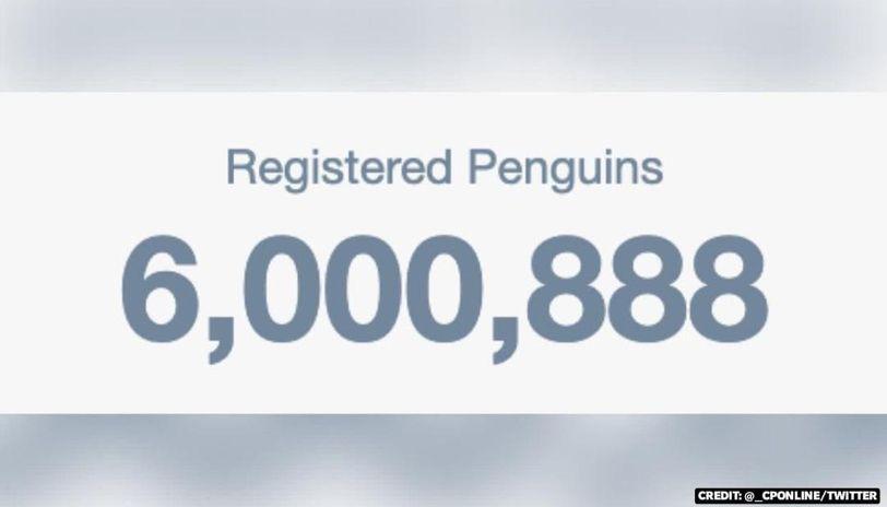 Club Penguin makes a comeback, boasts 6 million registered users