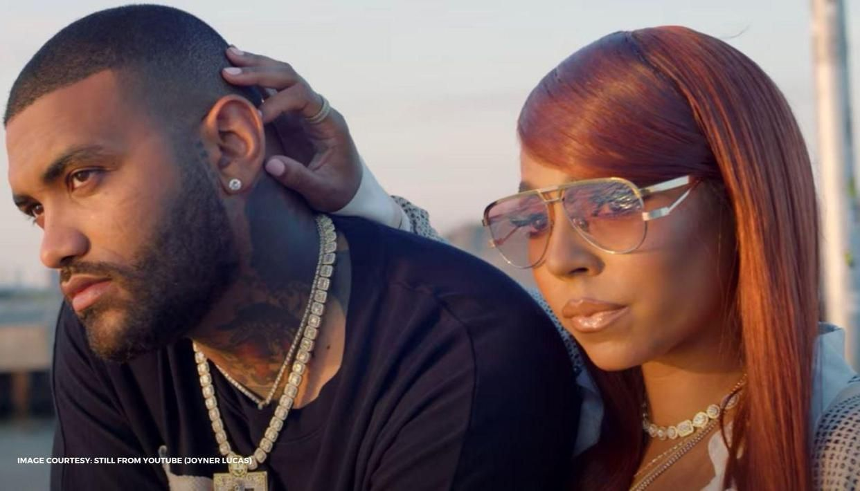 Are Joyner Lucas And Ashanti Together Fans Speculate After Their Chemistry In Fall Slowly