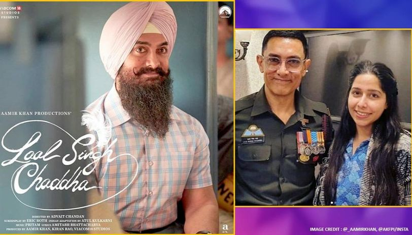 'Laal Singh Chaddha': Aamir Khan's look in Army uniform leaks, netizens go gaga over it