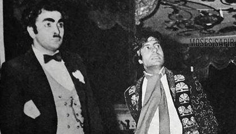 Rishi Kapoor passes away: Amitabh Bachchan feels 'destroyed' with demise of former co-star