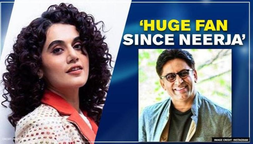 Taapsee Pannu wants to work with Ram Madhvani, says 'cast me in next whenever you make'