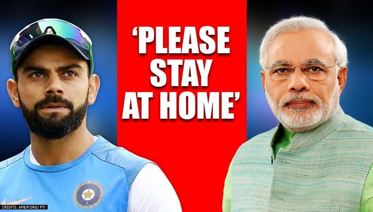 These are testing times, please stand united: Kohli, Anushka