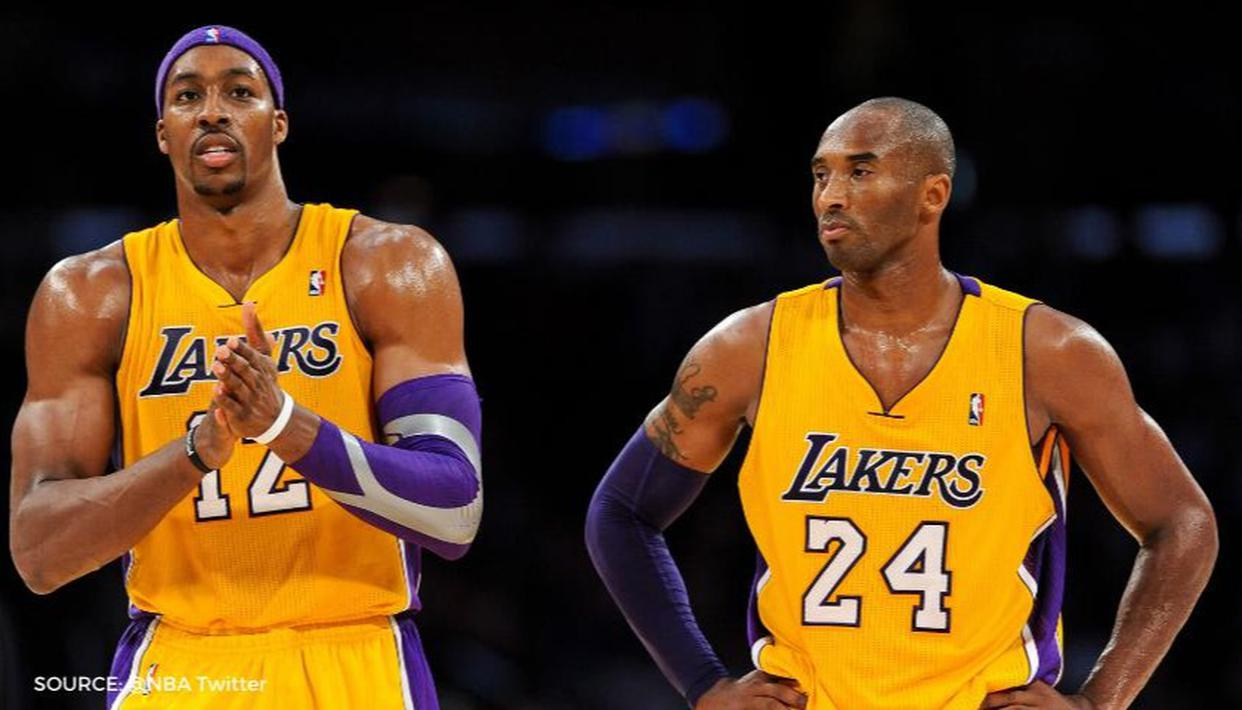 Kobe Bryant asked Lakers to sign Dwight Howard according to franchise owner Jeanie Buss - Republic World
