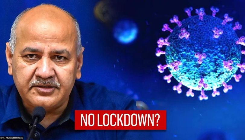 Kejriwal sends lockdown proposal to Centre; Sisodia say 'no plan to impose lockdown'