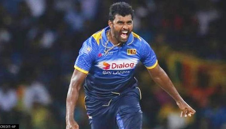 Thisara Perera Smashes 6 Sixes In An Over In List A Game, Becomes First  Lankan To Do So