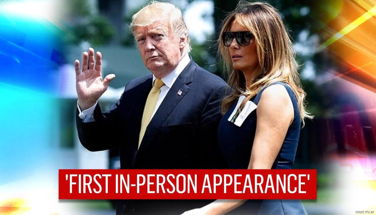 US Election 2020: First Lady Melania to join Donald Trump at his Pennsylvania rally - Republic World