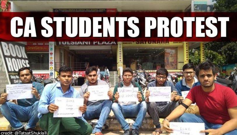 CA students