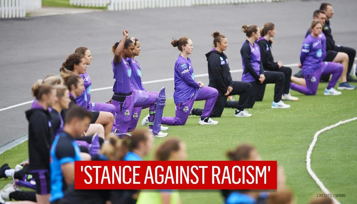 Sydney Thunder to take the knee before all matches in the Women's Big Bash League - Republic World