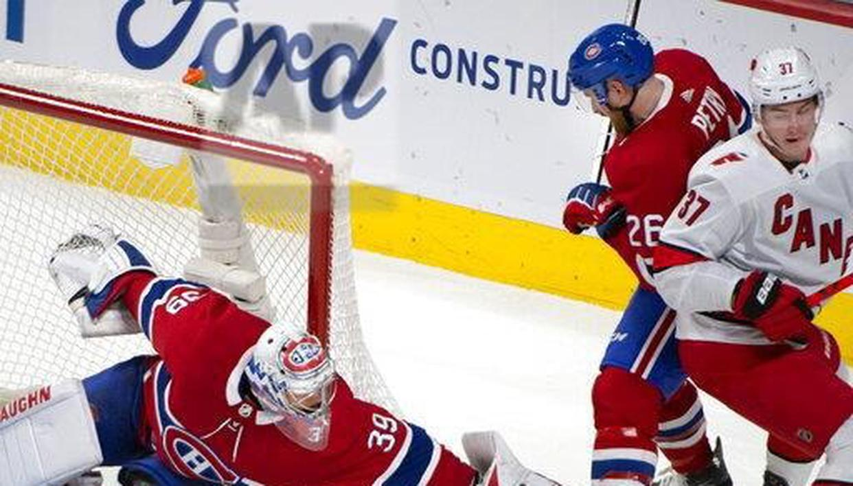 Call of the Wilde: Montreal Canadiens collapse against the New York Rangers