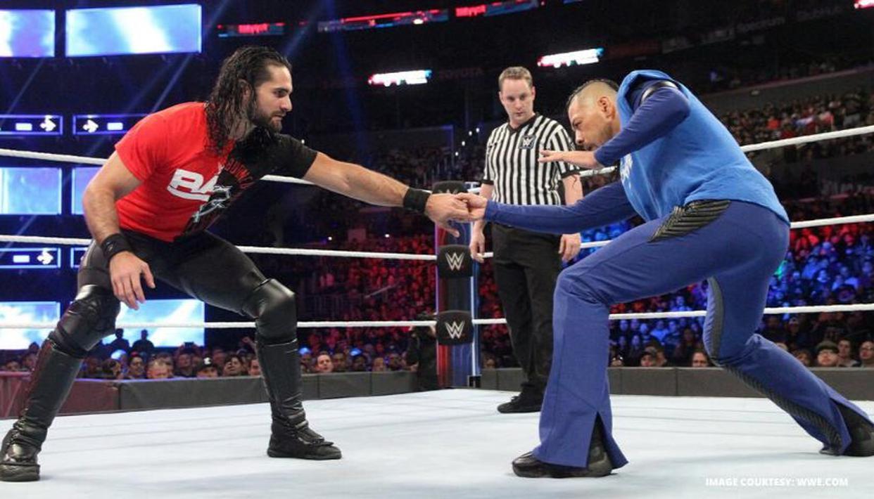Seth Rollins makes huge revelation about his 2018 Survivor Series match against Nakamura - Republic World