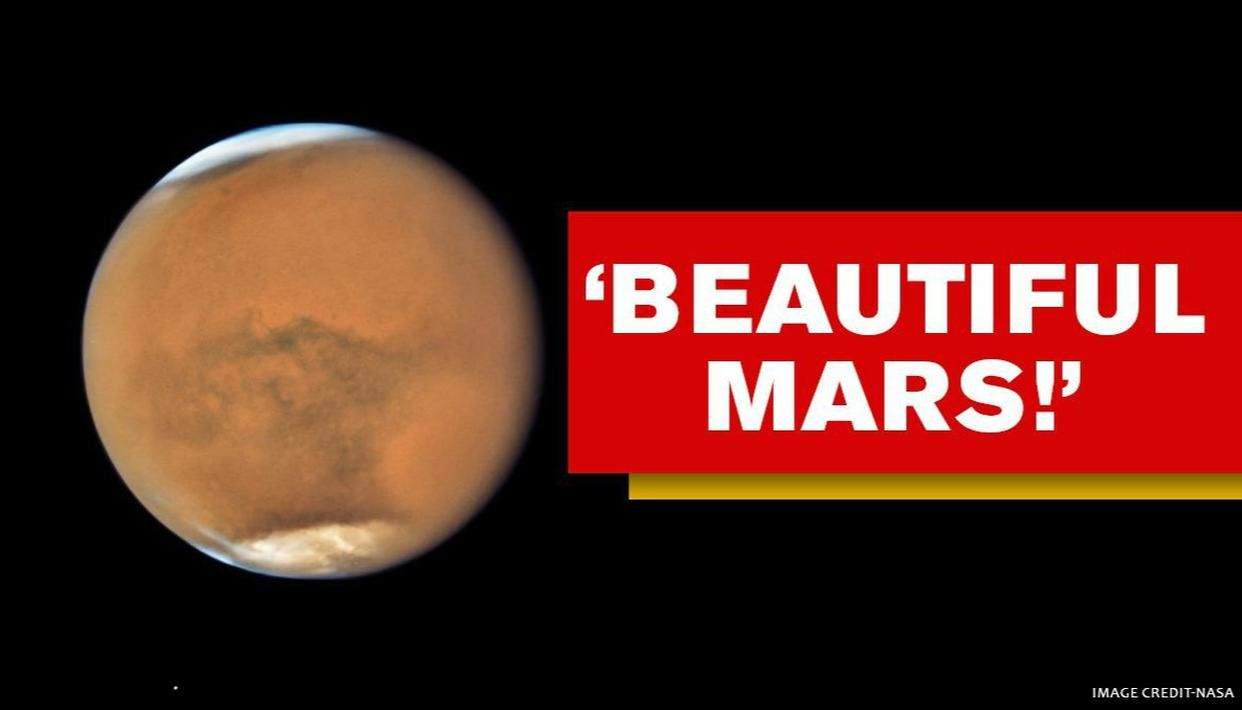 NASA shares mesmerising pictures of Mars clicked by its Reconnaissance orbiter - Republic World