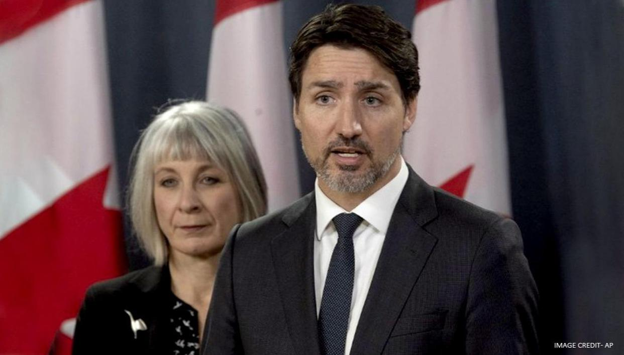 Canada closing borders to non-citizens or permanent residents