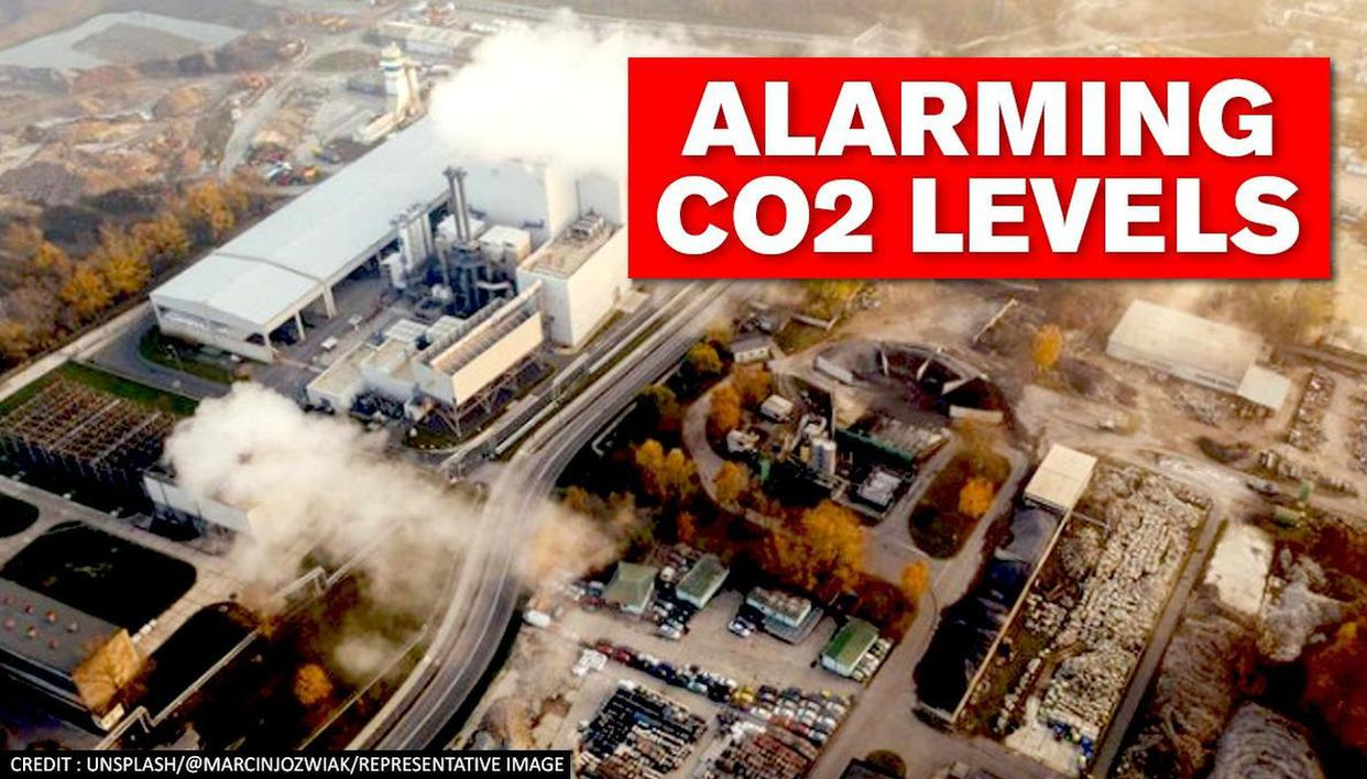 Study: CO2 levels likely to be higher than at any time in last 3.3 million years - Republic World - Republic World