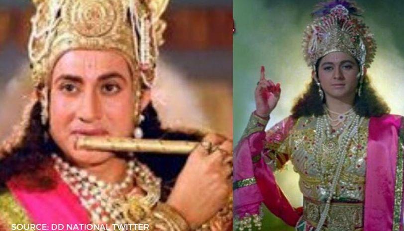 Krishna cast