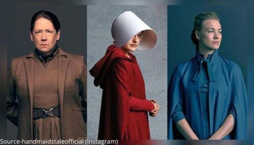 the handmaid's tale season 4 cast