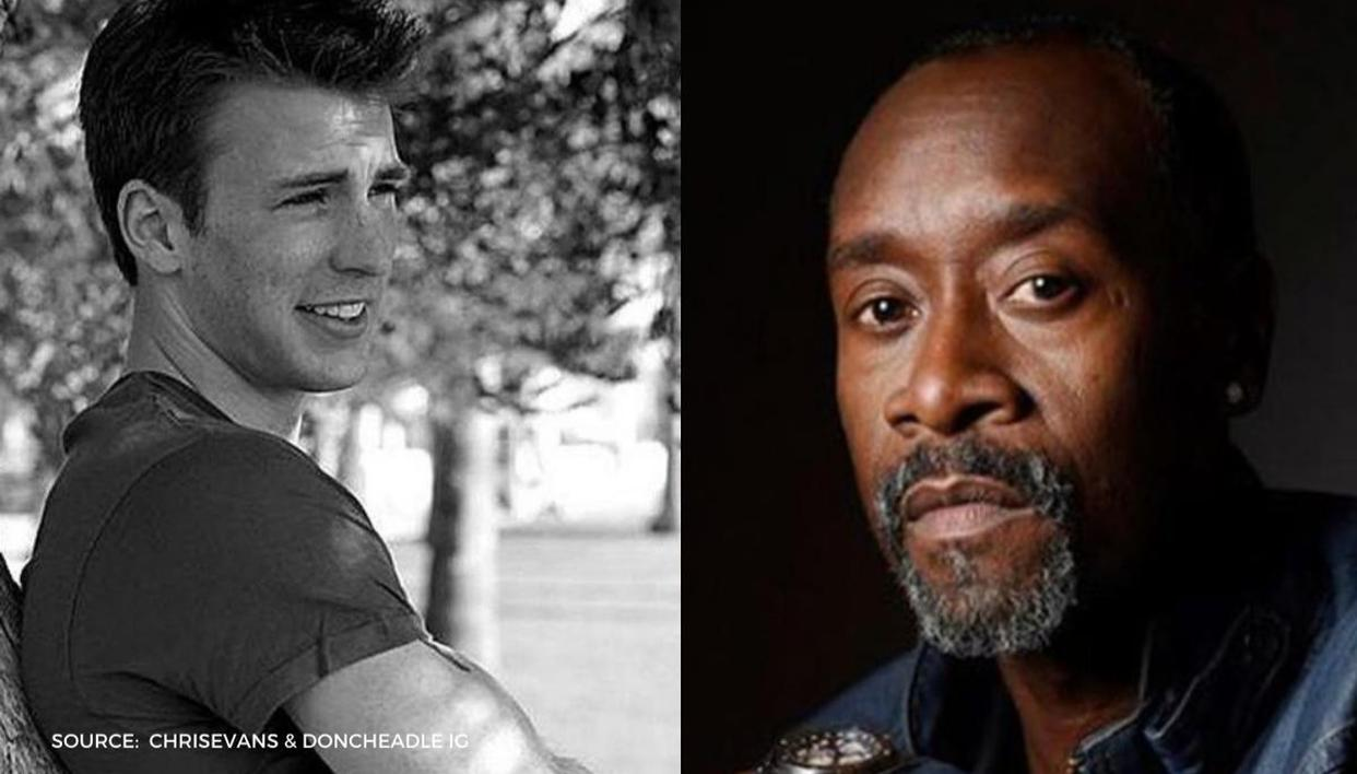 Don Cheadle's birthday: Remember when he was called out for not wishing Chris Evans?