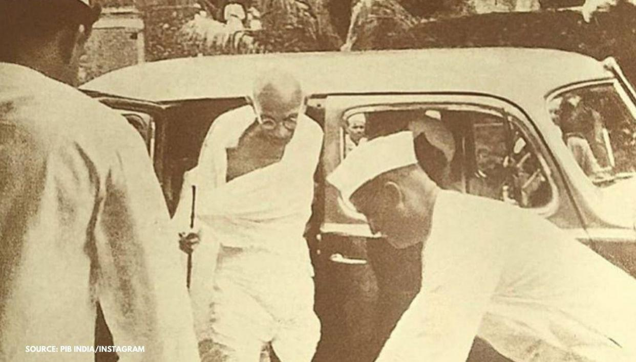 Quit India Movement Day images to share in memory of the historic day - Republic World