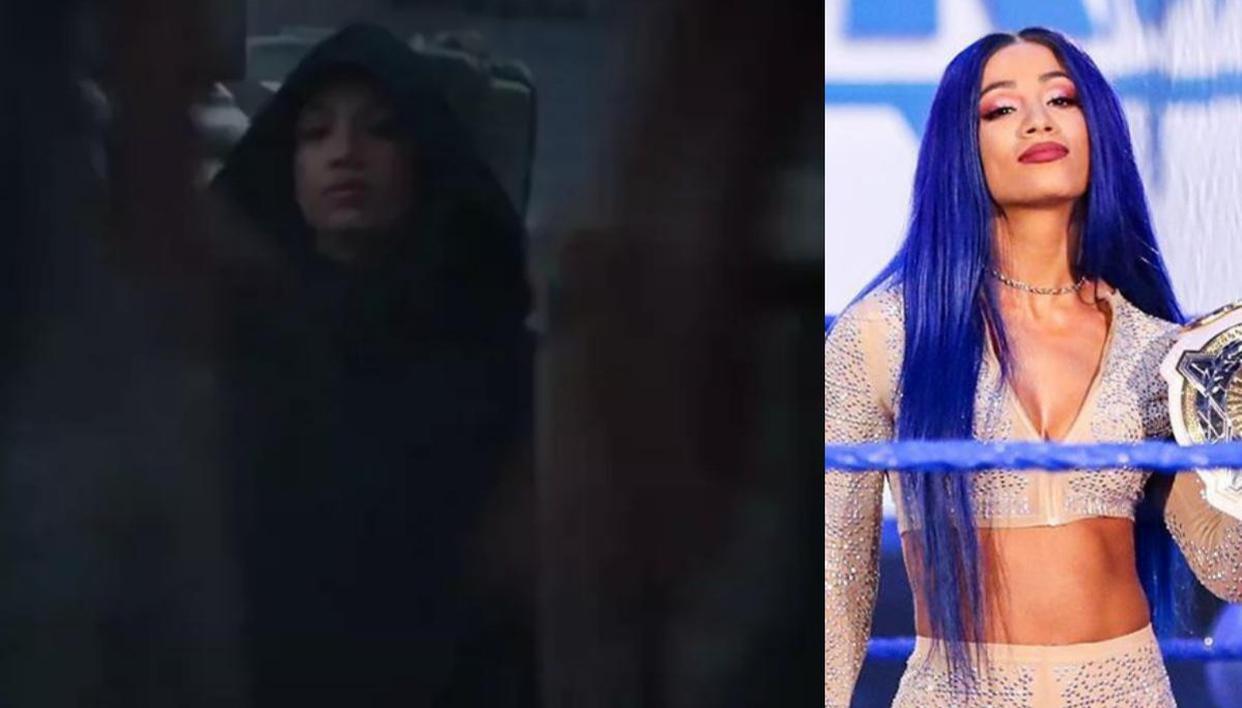 Sasha Banks Makes Cameo Appearance In The Mandalorian Season 2 Trailer Watch Video