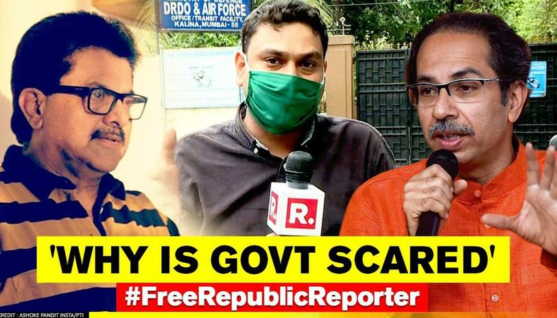 Ashoke Pandit Condemns Illegal Arrest Of Republic Reporters Massive Support Pours In Republic World
