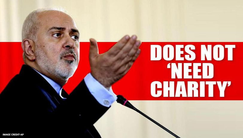 Iran's FM urges US to stop preventing it from selling oil